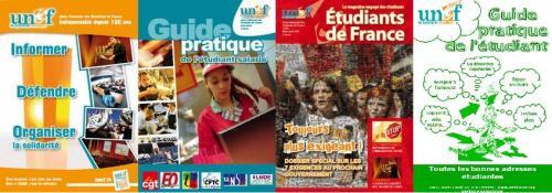 publications de l'UNEF